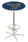 West Virginia Mountaineers L216 Pub Table