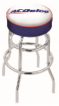 ACDelco Bar Stool w/ Automotive Logo Swivel Seat - L7C1