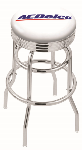 ACDelco Bar Stool w/ Automotive Logo Swivel Seat - L7C3C