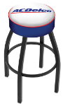 ACDelco Bar Stool w/ Automotive Logo Swivel Seat - L8B1