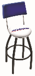 ACDelco Bar Stool w/ Automotive Logo Swivel Seat - L8B4