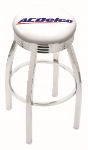 ACDelco Bar Stool w/ Automotive Logo Swivel Seat - L8C3C