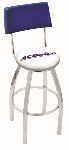 ACDelco Bar Stool w/ Automotive Logo Swivel Seat - L8C4