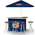 Auburn Tigers Deluxe Portable Bar
