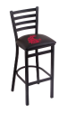 Washington State Bar Stool w/ Cougars Logo - L004