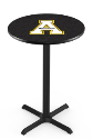 Appalachian State Pub Table w/ Mountaineers Logo - L211