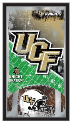 Central Florida Golden Knights Football Logo Mirror