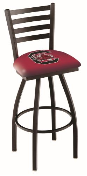 South Carolina Gamecocks L014BW Bar Stool