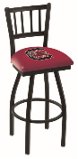 South Carolina Gamecocks L018BW Bar Stool