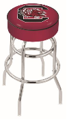 South Carolina Gamecocks L7C1 Bar Stool