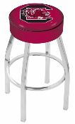 South Carolina Gamecocks L8C1 Bar Stool